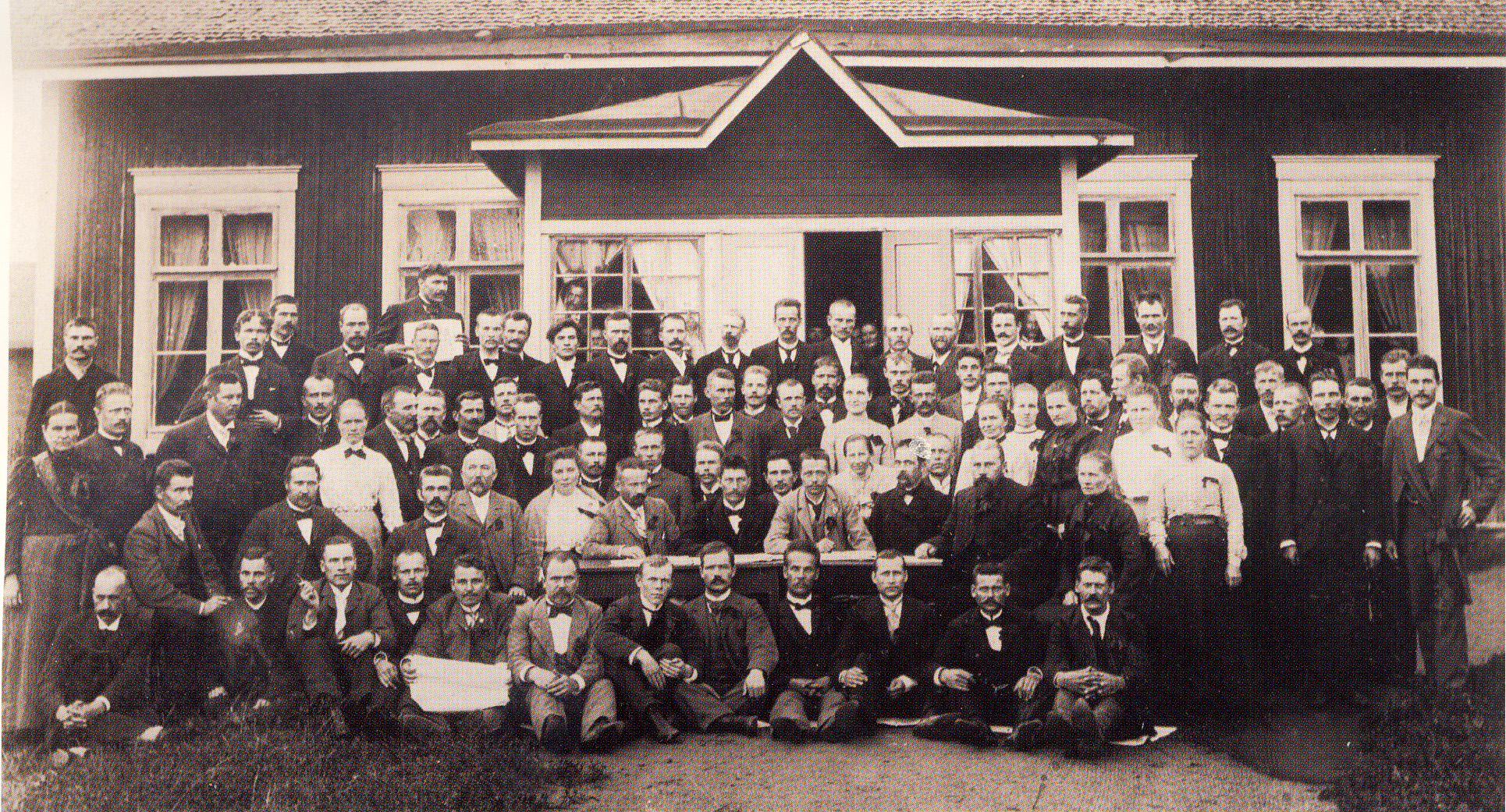 Forssan kokous 1903.