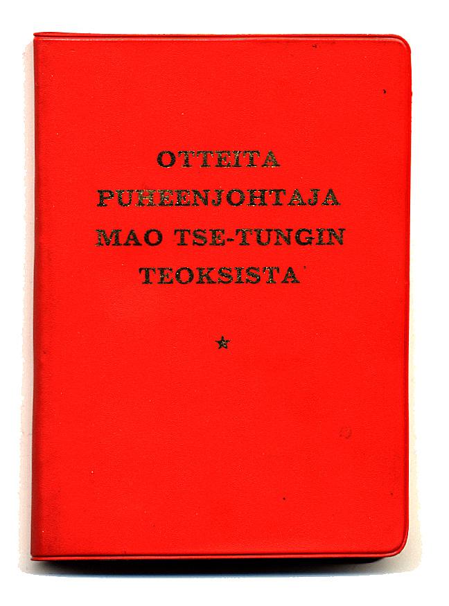 Maon Punainen Kirja