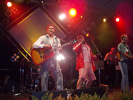 Viimeksi, kun olimme lähellä Sointulaa - Valkeakoskella 2004.